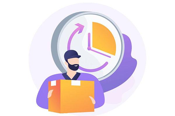 Логотип доставки для бизнеса от Ситимобил