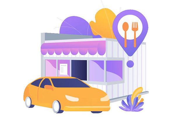 Доставки для ресторанов