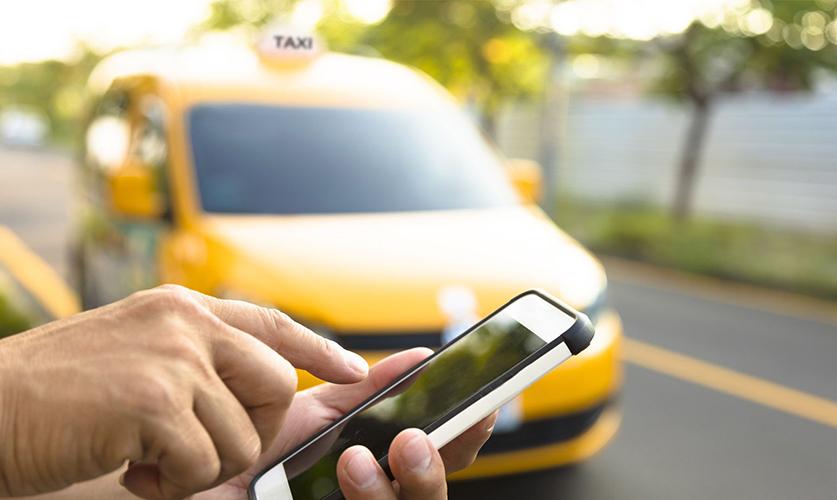 Отмена заказа такси в Ситимобил