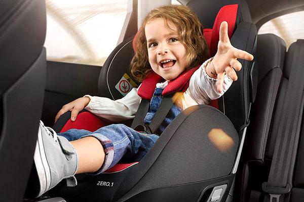 Поездка с ребенком в такси