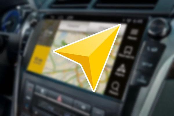 Иконка Яндекс Навигатора